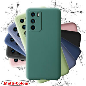Case For Huawei P40 P30 Lite Pro P Smart 2021 Shockproof Hybrid Silicone Cover