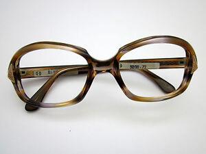 RS Manuela Brillengestell Fassung Kunststoff Gr. 52-20, original vintage glasses