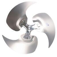 "Lennox 85M49 Revcor 100017-01 Fan Assembly, 26"" Diameter, 1/2"" Bore, 3 Blades"