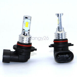 Upgrade 9006 HB4 LED Headlight Bulbs Kit High/Low Beam 35W 4000LM 6000K White