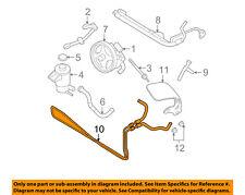 FORD OEM 07-08 Mustang Power Steering-Oil Fluid Cooler 7R3Z3D746B