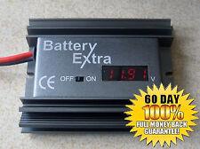 battery reconditioner, restorer desulfator for 12 & 24 volt lead acid batteries