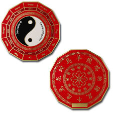 Chinese New Year Geocoin For Geocaching
