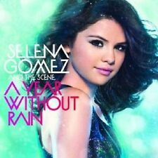 "Selena Gomez ""A Year Without Rain"" CD NUOVO"