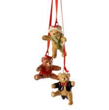V & B My Christmas Tree Trio-Ornament Teddy Baumschmuck 6667