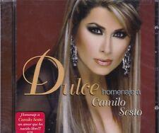 Dulce Homenaje a Camilo Sesto CD New Nuevo Sealed