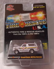 KKar Racing Champions - 1999 Fire USA #009 - '80 Bronco - Grand Chute, WI Fire