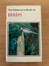 The Observer's Book of Birds 1974