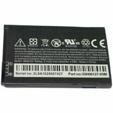 GENUINE HTC BB00100 BATTERY FOR HTC WILDFIRE G8 LEGEND G6  | 1300mAh