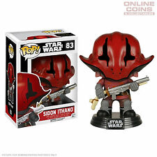 STAR WARS - SIDON ITHANO EPISODE 7 - FUNKO POP VINYL FIGURE - NEW IN BOX!