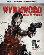 Wyrmwood: Road of the Dead (Blu-ray/DVD, 2015, 2-Disc Set, Canadian)