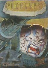 Fleer Ultra 1995 X-Men Hunters & Stalkers Card #1 - Apocalypse