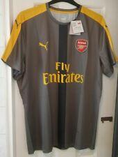 Arsenal Puma Stadium Training Shirt 2016/2017 Season. Size Medium.  BNIB.