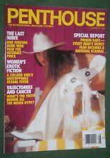"Penthouse Aug 1995 POM Lexie Leblanc ""Prison Rape"" Surfer Mark Foo College Girls"