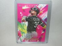 Zack Collins * 2020 Topps Inception * Rookie Card * Magenta Parallel 41/99