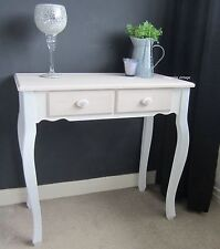 Bedroom French Country Dressing Tables with 2 Drawers