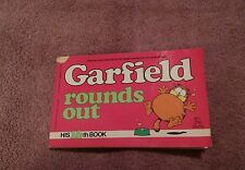 Vintage 1988 Garfield Book Rounds Out #16 First Edition