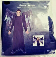AIRBLOWN INFLATABLE DEMON WINGS HALLOWEEN COSTUME ACCESSORY ADULT ONE SIZE