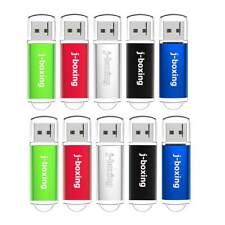 10 Pack 4Gb Flash Drive Usb Memory Stick Rectangle 4 Gb Flash Pen Drive Storage