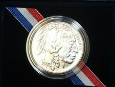 2001-D American Buffalo Commemorative Uncirculated Silver Dollar $1 Coin