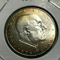 1932 AUSTRIA SILVER 2 SHILLING  BRILLIANT UNCIRCULATED COIN
