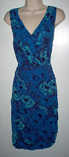 WOMENS DRESS SIZE 8 MULTI COLOR SLEEVELESS NEW LOW SHIP