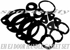 HOLDEN EJ EH EXTERIOR DOOR HANDLE GASKET SET FRONT AND REAR 14pcs NEW