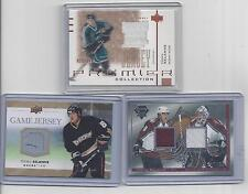 TEEMU SELANNE  JERSEY AND RC  LOT NO. 3: UD PREM. COL.,LUXURY SUITE, ETC.