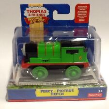 Battery Percy Train for Thomas and Friends Wooden Railway Fisher Price Y4423