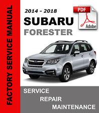 Repair Manuals & Literature for Subaru Forester for sale | eBay