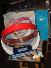 """VINTAGE, TIN & PLASTIC """"LOOPING FIGHTER"""" BY DAIYA PERFECTLY WORKING W/BOX!!"""
