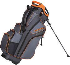 Bag Boy Chiller Hybrid Bag Charcoal/Orange