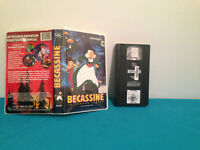 Becassine : Le tresor viking VHS tape & case RENTAL FRENCH