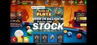 8 Ball Pool Coins 100M | 500 | 1 BILLION + Plus Bonus  INSTANT DELIVERY (24H)