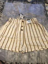 primark shorts size 10