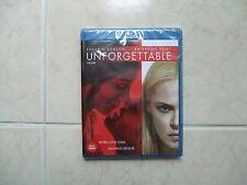 Unforgettable (2017, Blu-ray) / Rosario Dawson, Katherine Heigl