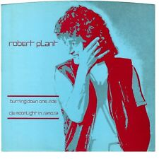 ROBERT PLANT - Burning Down One Side  (picture sleeve only) - NM