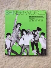 Shinee World CD