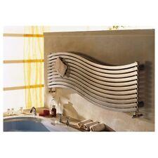 CORDIVARI TERMOARREDO DESIGN  WATT 549 LOLA INOX SATINATO ORIZZONTALE H.450x1516