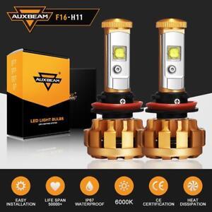 H11 LED HEADLIGHT FOR HOLDEN VE COMMODORE SSV SS SV6 HSV HIGH BEAM SERIES 1, 2