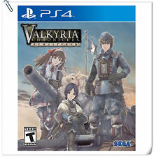 PS4 Senjou no Valkyria Chronicles Remaster ENGLISH / 戰場女武神 中文 SONY Game RPG Sega