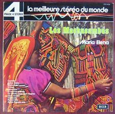 Les Machucambos 33 tours Decca Phase 4 Stéréo Maria Elena