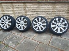 Set of 4 x 22 Inch 'Stormer' Range Rover Alloy Wheels with Tyres