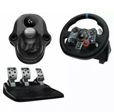 LOGITECH Driving Force G29 Wheel & Gearstick Bundle For PlayStation 3, 4 and PC
