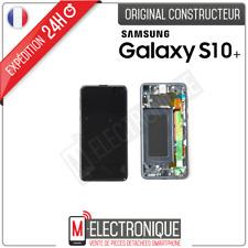 Samsung GH82-18849A Écran LCD avec Vitre Tactile pour Samsung Galaxy S10+ - Noir