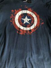 Marvel Captain America Sweater XXL