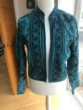 Kantha Jacket By Violet Elizabeth BNWT Size 8/10
