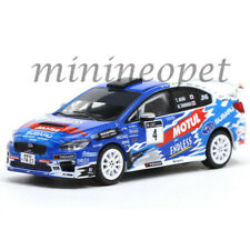 TARMAC WORKS T64-016-JRC SUBARU WRX STi ALL JAPAN RALLY CHAMPIONSHIP 2016 1/64