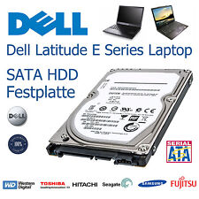 "500GB 2,5"" SATA Laptop Festplatte für Dell Latitude E5500 