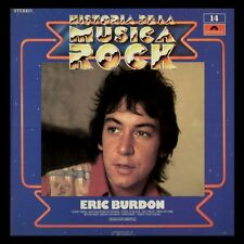 ERIC BURDON AND THE ANIMALS - SPAIN LP POLYDOR 1981 - NEAR MINT - HDLMR 14